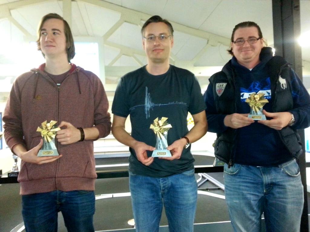 HFCC Racing 2014 clubkampioenen Superstock klasse.