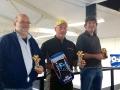 HFCC Racing 2014 clubkampioenen Stock Klasse.