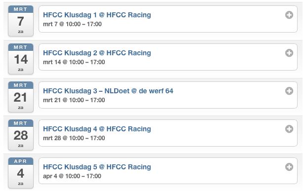 HFCC-2015-Klusdagen